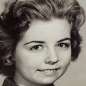 Mom at age 21