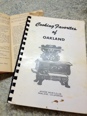Cooking Favorites of Oakland