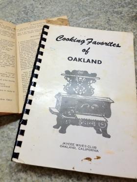Cooking Favorites of Oakland
