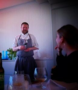 Chef Gunnar Karl Gislason, Dill Restaurant